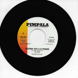 Dr. Dre - Nuthin' but a G thang / Afro Puffs - The lady of rage (American edition)