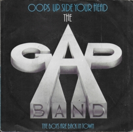 Gap Band - Oops up side your head