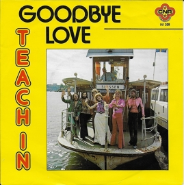 Teach In - Goodbye love (Alternative cover)