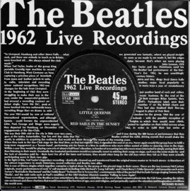 Beatles 1962 Live Recordings (15 vinyl box-set)