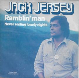 Jack Jersey - Ramblin' man