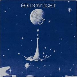 Electric Light Orchestra - Hold on tight (Alternative cover)