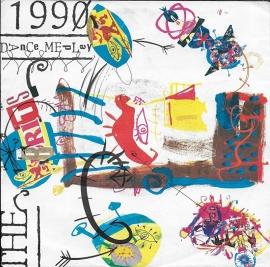 Various Artists - The Brits 1990 (dance medley)