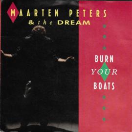 Maarten Peters & the Dream - Burn your boats