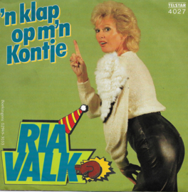 Ria Valk - 'n klap op m'n kontje
