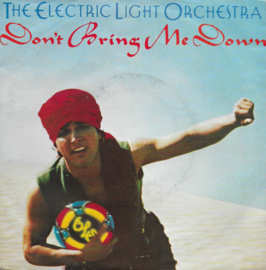 Electric Light Orchestra - Don't bring me down (German edition)