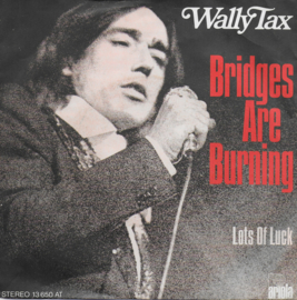 Wally Tax - Bridges are burning