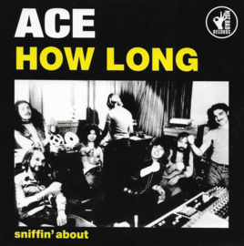 Ace - How long (yellow vinyl, English edition)