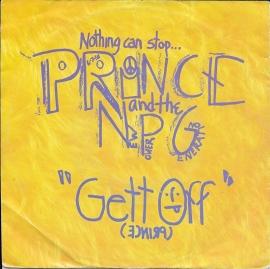 Prince - Gett off