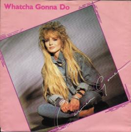 Carmen Gomes - Whatcha gonna do