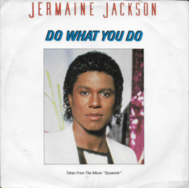 Jermaine Jackson - Do what you do (German edition)