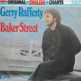 Gerry Rafferty - Baker street (Duitse uitgave)