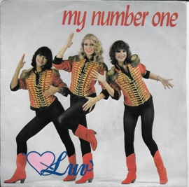 Luv - My number one
