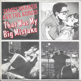 James Warren and The Korgis - That was my big mistake