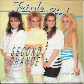 Frizzle Sizzle - Second chance