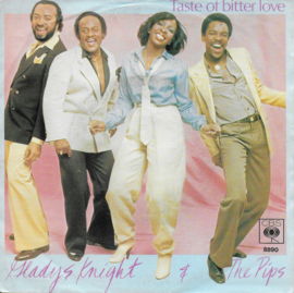 Gladys Knight & The Pips - Taste of bitter love