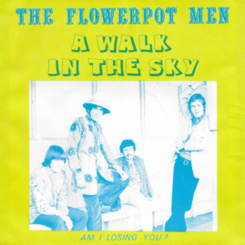 Flowerpot Men - Let's go to San Francisco / A walk in the sky