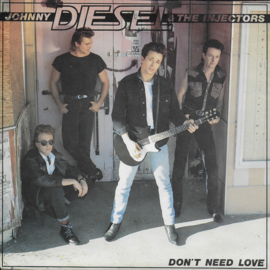 Johnny Diesel & The Injectors - Don't need love