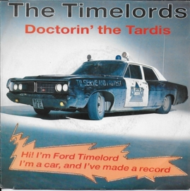 Timelords - Doctorin' the tardis