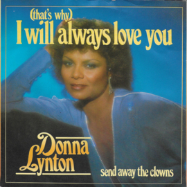 Donna Lynton - (that's why) I will always love you