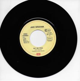 Jaki Graham - Set me free (Duitse uitgave)
