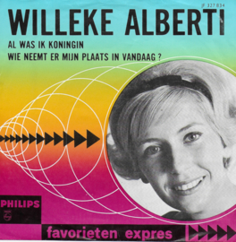 Willeke Alberti - Al was ik koningin