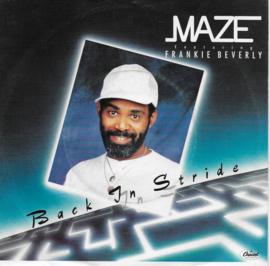 Maze feat. Frankie Beverly - Back in stride