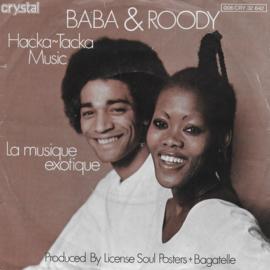Baba & Roody - Hacka-tacka music (German edition)