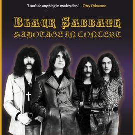 "Black Sabbath - Sabotage in Concert (Limited 10"" dubbel vinyl)"