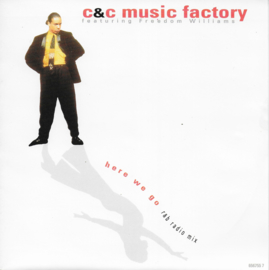 C&C Music Factory feat. Freedom Williams - Here we go (English edition)