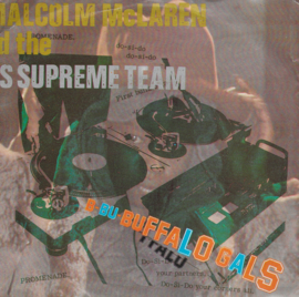 Malcolm Mclaren and the World's Famous Supreme Team - Buffalo gals