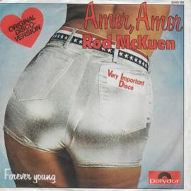 Rod McKuen - Amor, amor (Duitse uitgave)