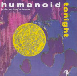 Humanoid feat. Sharon Benson - Tonight (Engelse uitgave)