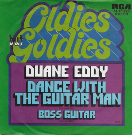 Duane Eddy - Dance with the guitar man / Boss guitar