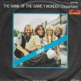 Abba - The name of the game (Duitse uitgave)