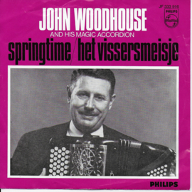 John Woodhouse & His Magic Accordion - Het vissersmeisje