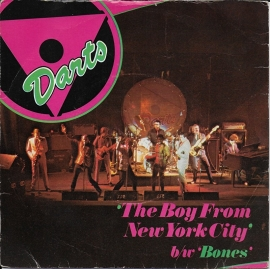Darts - The boy from New York City