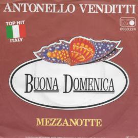 Antonello Venditti - Buona Domenica (Duitse uitgave)