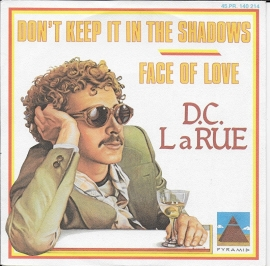 D.C. LaRue - Face of love