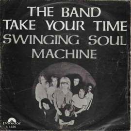 Swinging Soul Machine - The band
