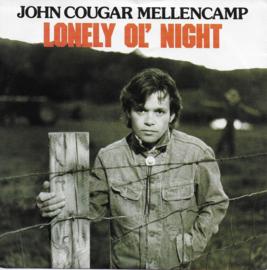 John Cougar Mellencamp - Lonely ol' night