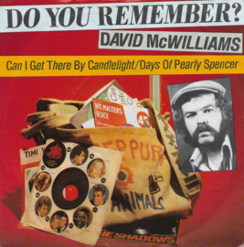 David McWilliams - Can i get there by candlelight / Days of Pearly Spencer