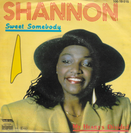 Shannon - Sweet somebody (Duitse uitgave)