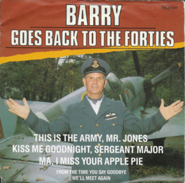 Barry Hughes - Barry goes back to the forties