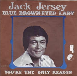 Jack Jersey - Blue brown-eyed lady