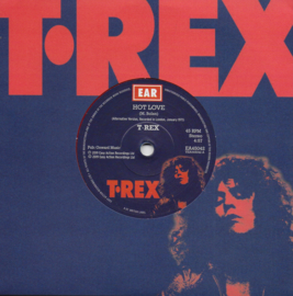 T. Rex - Hot love (Limited edition red vinyl)