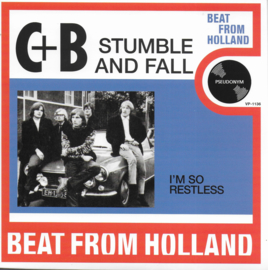 Cuby + Blizzards - Stumble and fall / I'm so restless (Limited edition, geel vinyl)