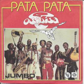 Osibisa - Pata pata (Franse uitgave)