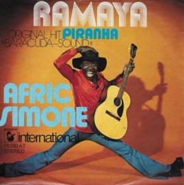 Afric Simone - Ramaya (Duitse uitgave)