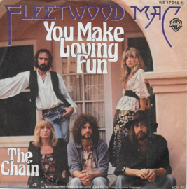 Fleetwood Mac - You make loving fun (German edition)